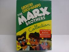 The Marx Brothers Complete Collection (DVD, 5-Disc set) - Brand New!!