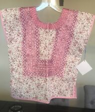 Girls Mexican Blouse Size 7/8