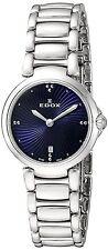Edox LaPassion Women's Stainless Steel Swiss watch 57002 3M BUIN