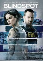 Blindspot: Complete Fourth Season - 4 DISC SET (REGION 1 DVD New)