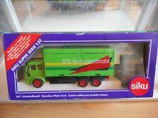 Siku Mercedes Hasardous Waste Truck in Green in Box (Siku nr: 2617)