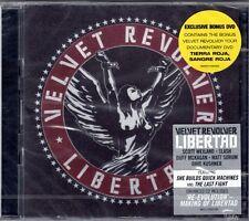 VELVET REVOLVER - LIBERTAD DELUXE EDITION - CD+DVD NUOVO SIGILLATO