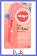 BLISTEX LIP BRILLIANCE BLUSHING LIP BALM SPF15 3.7g