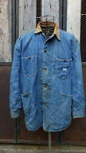 Vintage 50's Lee Jacket  Denim Workwear 81-L J Union Made