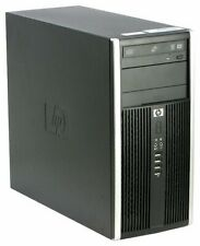 HP 6000 Pro Tower Intel 2x 3,16GHz 4GB RAM 250GB DVD günstiger HomeOffice PC