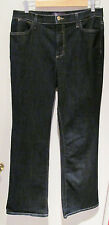 Not Your Daughter's Jeans Womens 12 Sarah Boot Cut Dark Wash Jeans - Worn Twice