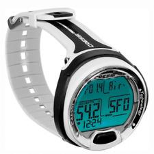 Cressi Dive Computer for Scuba Wrist Watch Nitrox Diving Leonardo White 4UK