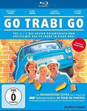Blu-ray * GO TRABI GO  1 + 2  ~  STUMPH - KREBS - ZACHER # NEU OVP %