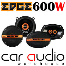 BMW Mini One R50 Harmon Kardon EDGE 600 Watts Front & Rear Car Speaker Kit