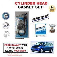 VICTOR REINZ HEAD GASKET SET for FORD GALAXY WGR 1.9 TDi 90-bhp 1Z AHU 1995-2000