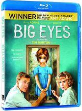 Big Eyes (Blu-ray)  Amy Adams, Christoph Waltz NEW
