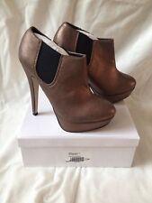 Standard (B) Clubwear Wet look, Shiny Boots for Women