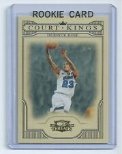 Derrick Rose 2008 Donruss Threads Rookie Card #ck-53