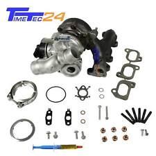 Turbolader für AUDI SEAT SKODA VW 1.4TDI 55kW-77kW CUSA 16309700003 +Montagesatz