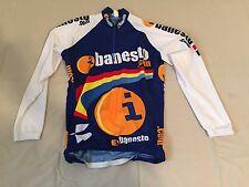 Banesto iBanesto (Unofficial) Long Sleeve Cycling Jersey