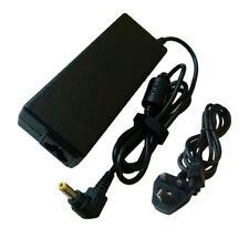 Laptop Cargador Adaptador Para Toshiba Equium L40 U300 L300 L350 + plomo cable de alimentación