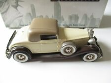 BROOKLIN MODELS Metal Modellauto No. 6 Packard Light 8 1932 1/43 OVP #237