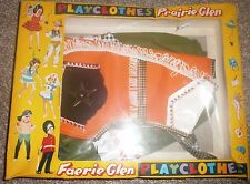 Faerie Glen Play Clothes - Prairie Glen - Cow Girl - Kids 4 - 6- Vintage - Retro
