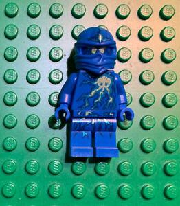 Lego Ninjago NRG Jay Blue Ninja Minifigure 9570 Njo061 Lightning Energy