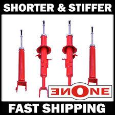 Mookeeh MK1 Stiff Shorter Shocks Struts For Lowered Vehicles GS12456 G35 Sport