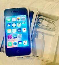 Apple iPhone 4S 32GB Negro Libre+ FM Transmisor- Soporte carga coche