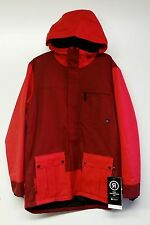 RIDE Snowboards Men's EASTMONT Insulated Snow Jacket - Brick/RedRover - L - NWT