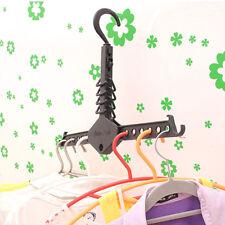 Space Saving Versatile Plastic Magic Hanger Hanger For Clothes Tie Belt Storage