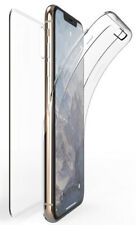 Tri-Max Clear Screen Guard Full Body TPU Wrap Case Cover for Apple iPhone Xs Max