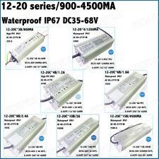Waterproof IP67 1-2PCS AC85-277V 40-300W LED Driver12-20x3-15B 0.9-4.5A DC35-68V
