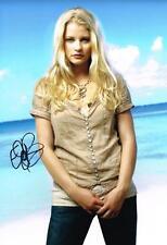 Emilie De Ravin SIGNED Claire LOST 12x18 Photo COA