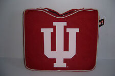 INDIANA HOOSIERS IU NCAA STADIUM SEAT BLEACHER CUSHION BRAND NEW!