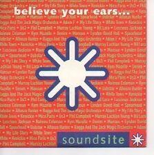 (N6) Soundsite, sampler February 1997 - album CD