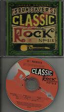 PROMO CD U2 Elton John RUSH Deep Purple ERIC CLAPTON Beastie Boys MELLENCAMP 95