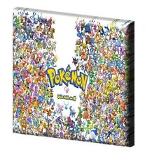 """POKEMON - CANVAS PICTURE 10"""" x 10"""" - ONLY  £7.99 Design B"""