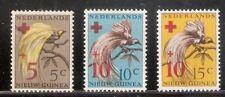 Ned.Nieuw Guinea    Nr  38/40   Postfris.