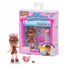 New Shopkins Happy Places Dreamy Bear Cocolette Lil' Shoppie Doll Pack Official