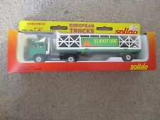 Solido Toner Gam III European Trucks Saviem Fardier #3503 MIB See My Store