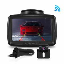 AUTO-VOX W2 Wireless Digital Backup Camera Kit IP68 Waterproof Anti-Interference