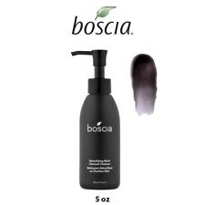 BOSCIA Detoxifying Black Charcoal Cleanser Face Wash, Authentic, Free Ship, 5 oz