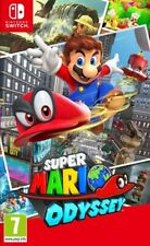 Super Mario Odyssey Nintendo Switch UK Brand New Game Fast Delivery - Last One