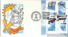 (3gl) FDC 3324a Extreme Sports - House of Far