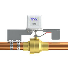 Dome Z-Wave Water Valve Shut Off DMWV1 - For Pipes Up To 1.5 Inches
