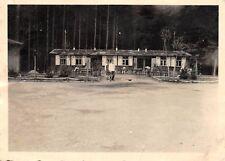 Foto Reichsarbeitsdienst Lager Soldaten Küche Baracke Ostsee