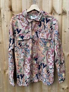 YMC YOU MUST CREATE FLORAL SHIRT MEDIUM EXCELLENT CONDITION RRP £220