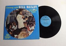 BILL BAILEY Cruising With Bill Vol. 2 LP Cruise Rec. CLP-522 US VG++ SIGNED 00H