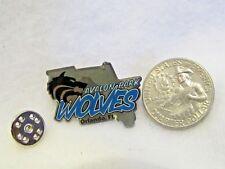 Avalon Park Wolves Orlando Florida Cooperstown Baseball Lapel Pin Pinback