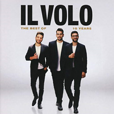 IL VOLO-10 YEARS-THE BEST OF (CD+DVD) CD NEW