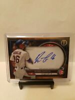 Robel Garcia 2020 Topps Tribute ROOKIE AUTO /150 CHICAGO CUBS