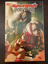 Harley Quinn & Poison Ivy #1 Gerald Parel 2019 NYCC Virgin Exclusive NM 9.4