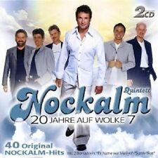 """NOCKALM QUINTETT """"20 JAHRE AUF WOLKE 7"""" 2 CD NEUWARE"""